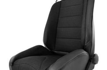 Μπροστινό κάθισμα Off Road Black -Black