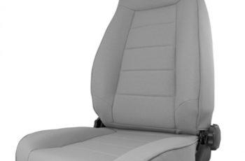 Μπροστινό κάθισμα αναδιπλούμενο Gray -Reclining