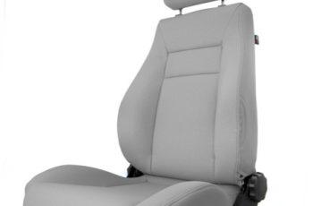 Μπροστινό κάθισμα ρυθμιζόμενο  Gray - Ultra