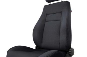 Μπροστινό κάθισμα ρυθμιζόμενο Black Denim - Ultra