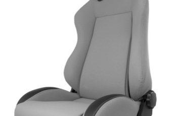 Μπροστινό κάθισμα ρυθμιζόμενο Gray-Sierra
