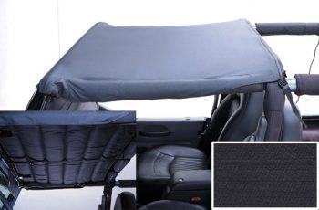 Ηχομονωτική οροφή  μαύρη Wrangler 97-06 (οδηγος & συνοδηγός)