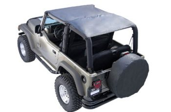 Roll Bar Top  γκρί Wrangler  92-95 (safari)