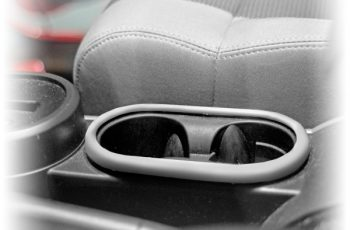 Front Cup Holder Trim