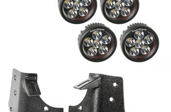 Dual A-Pillar LED Kit
