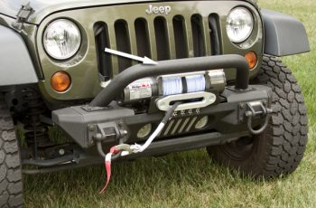 Hoop Over για τον Προφυλακτήρα Αλουμινίου XHD Rugged Ridge