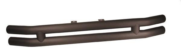 Μπροστινός προφυλακτήρας σαγρέ μαύρο  Wrangler & CJ 76-06