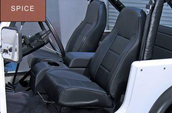 Κάθισμα Εργοστασιακού στυλ μπεζ σκούρο  CJ -Wrangler 76-02