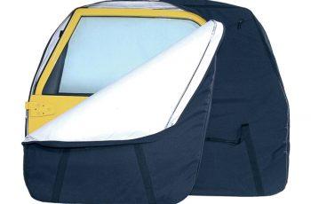 Τσάντα αποθήκευσης για πόρτες  (ζευγάρι) Wrangler  YJ/TJ
