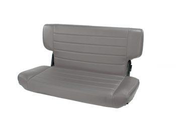 Αναδιπλούμενα πίσω καθίσματα γκρί Wrangler 97-02