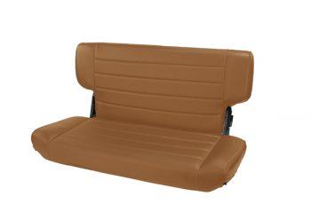 Αναδιπλούμενα πίσω καθίσματα μπεζ σκούρο Wrangler 97-02