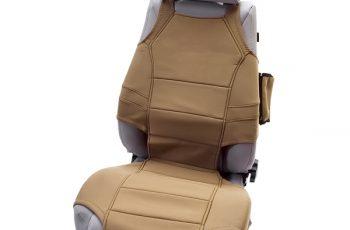 Προστατευτικό καθισμάτων Neopren μπεζ Wrangler  07-08 (ζευγάρι) Με πλαϊνά Air Bags