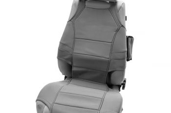 Προστατευτικό καθισμάτων Neopren γκρί Wrangler  07-08 (ζευγάρι) Με πλαϊνά Air Bags