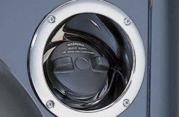 Θήκη για το στόμιο βενζίνης πλαστικό Wrangler 97-06