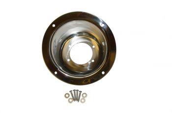 Θήκη για το στόμιο βενζίνης inox Wrangler 97-06