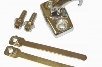 Γάντζοι ρυμούλκησης πίσω χρωμίου Wrangler 97-06 (ζευγάρι)