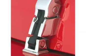 Κουμπώματα καπώ ανοξείδωτα Wrangler CJ  42/95