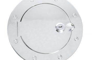 Κάλυμα για την τάπα του ρεζερβουάρ inox με κλειδαριά  Wrangler 07-08