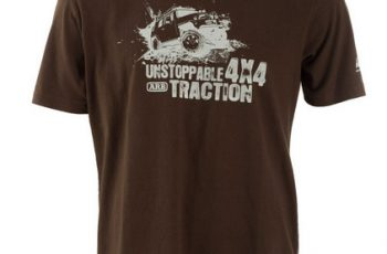 T-Shirt ARB Brown Large