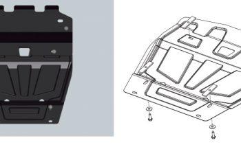 Ποδιά Κινητήρα & ψυγείου Suzuki Gr.Vitara μεταλλική