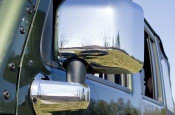 Κιτ καλυμάτων καθρεπτών και μπράτσων χρωμίου(4 τεμάχια) 07-09 Wrangler