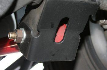 Ποδιά βάσης μπράτσου εμπρός 07-09 Wrangler