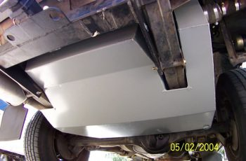 Land Rover Range Rover - Long Range TR23S Replacement Fuel Tank