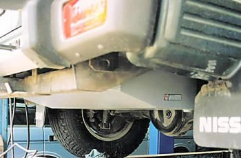 Nissan Patrol GQ - Long Range TR27 Replacement Fuel Tank