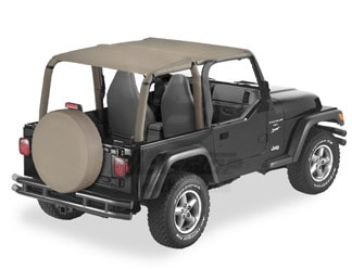 Header Bikini Safari Version για Wrangler TJ 97-02