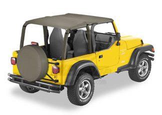 Header Bikini Safari Version για Wrangler TJ 2003-06