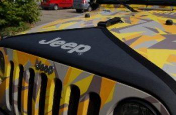 Προστατευτικο Καπω Jeep JK