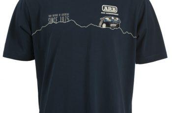 T-Shirt Navy Large
