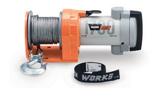 Εργάτης Warn WORKS 1700 12-Volt