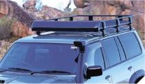 Πόδια σχάρας ARB για Toyota Landcruiser 120