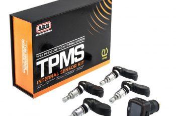 ARB Kit Ελέγχου Πίεσης Ελαστικών με Εσωτερικές Βαλβίδες