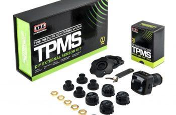 ARB Kit Ελέγχου Πίεσης Ελαστικών με Εξωτερικές Βαλβίδες