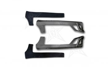 2007-2014 Jeep JK Brow Mount Kit