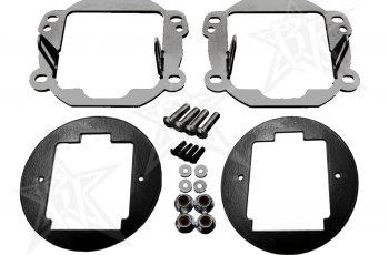 Jeep JK Fog Light Kit