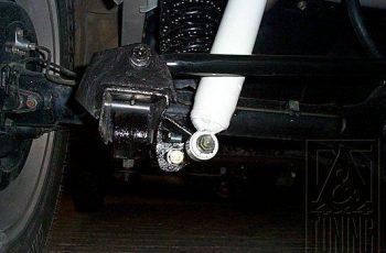 Βαση αλλαγης σημειου στηριξης πισω αμορτισερ Suzuki Jimny