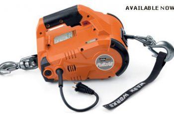 Νέο PullzAll™ 220V AC απο τη Warn