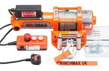Εργάτης Winchmax 3000lb 240V