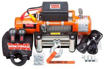 Εργάτης Winchmax 13500lb με ασύρματο χειριστήριο