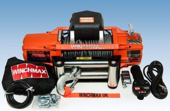 Εργάτης Winchmax SL 13500lb με ασύρματο χειριστήριο