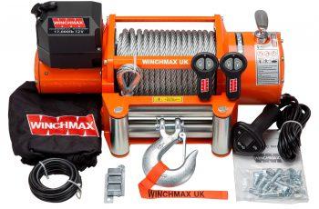 Εργάτης Winchmax 17000lb με ασύρματο χειριστήριο